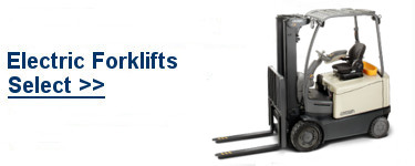 Select Crown Electric Forklifts